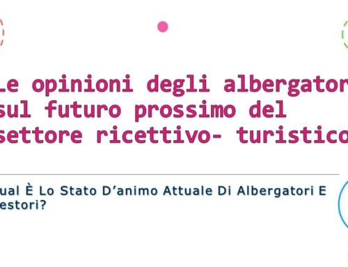 Le opinioni degli albergatori italiani sul futuro prossimo