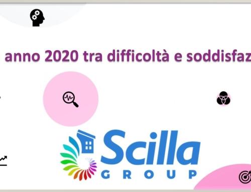 Scilla Group: un anno 2020 tra difficoltà e soddisfazioni